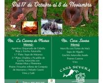 5.as Jornadas del Gochín Asturcelta